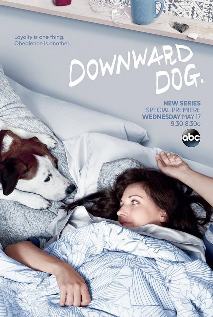 Check out Downward Dog on ABC for a look at life through your sweet pup!
