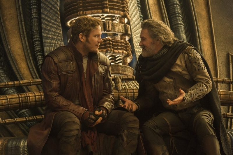 Guardians of the Galaxy 2 Spoiler in this interview with Kurt Russell!