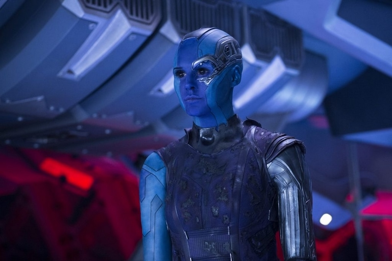 Check out Guardians of the Galaxy Vol 2 Cast: Nebula