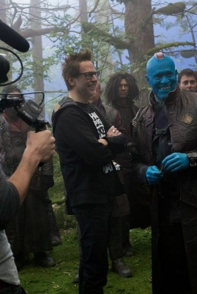 Behind the Scenes with Guardians of the Galaxy Vol 2 Producer and Director!