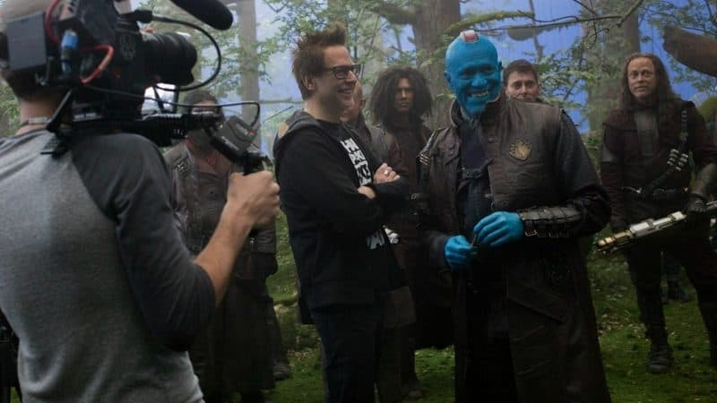 Guardians of the Galaxy Vol 2 Producer & Director Interview