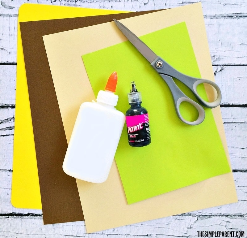 Check out what you need to make Letter K craft ideas! It's easy to make your own K is for Kiwi craft!