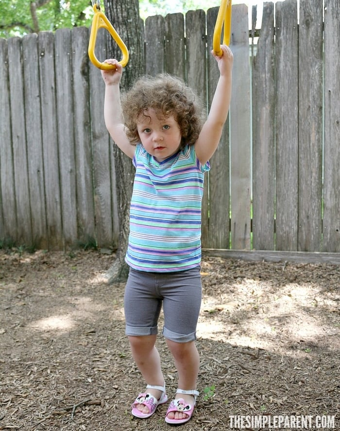 Check out some fun summer things with family outside!