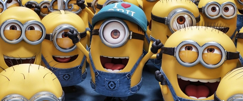 Celebrate the return of the Minions with a Despicable Me 3 Movie Giveaway!
