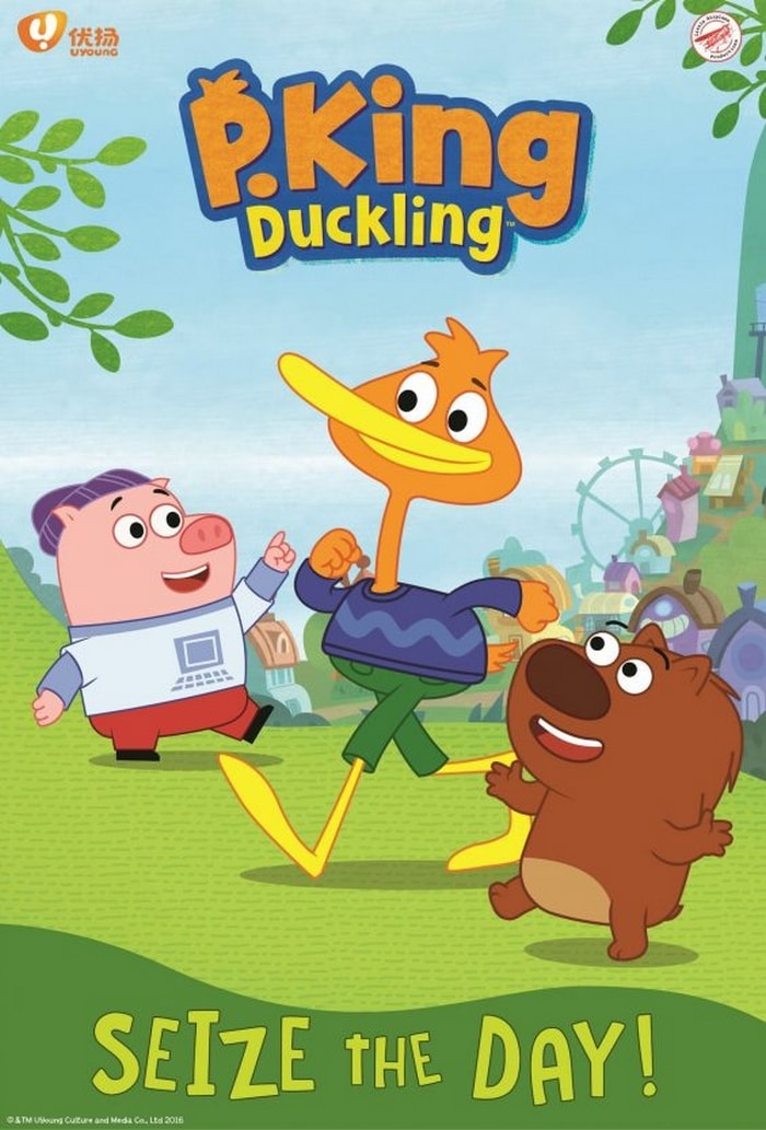 Check out why we love P. King Duckling on Disney Junior!