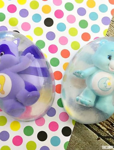 Make Kids Soap featuring your child's favorite characters to make bath time and hand washing more fun!