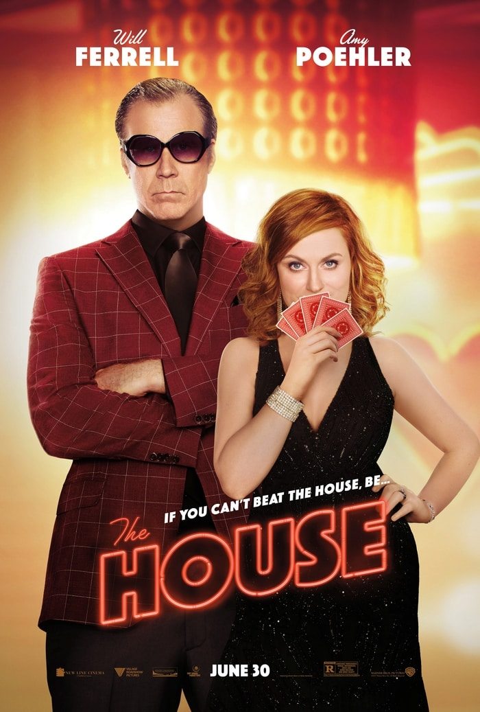 Plan a parents night out and see The House on June 30th!