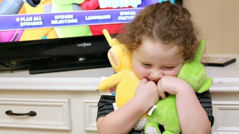 Talking Teletubbies Toys & More Fill Summer with Big Hugs