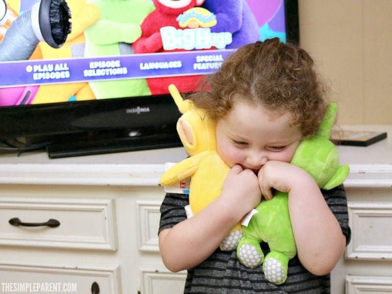 Talking Teletubbies Toys and Big Hugs DVD are making this summer fun!