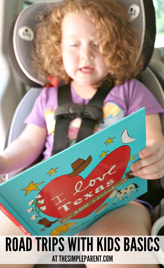 Planning great road trips kids love doesn't have to be a challenge if you stick to some basics!
