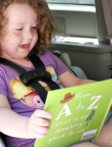 One of the keys to a successful road trip with the family are kids road trip activities!