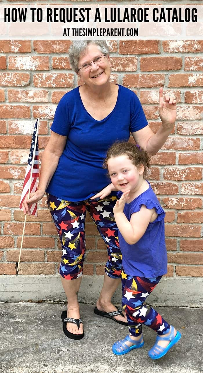 Learn how you can request a LuLaRoe catalog!