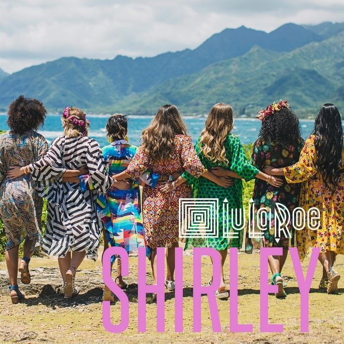 Check out LuLaroe New Styles 2017: Shirley!