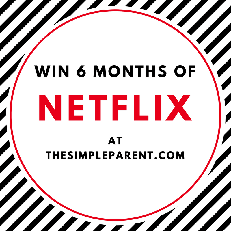 Win a Netflix subscription to catch up on your Netflix TV show list!