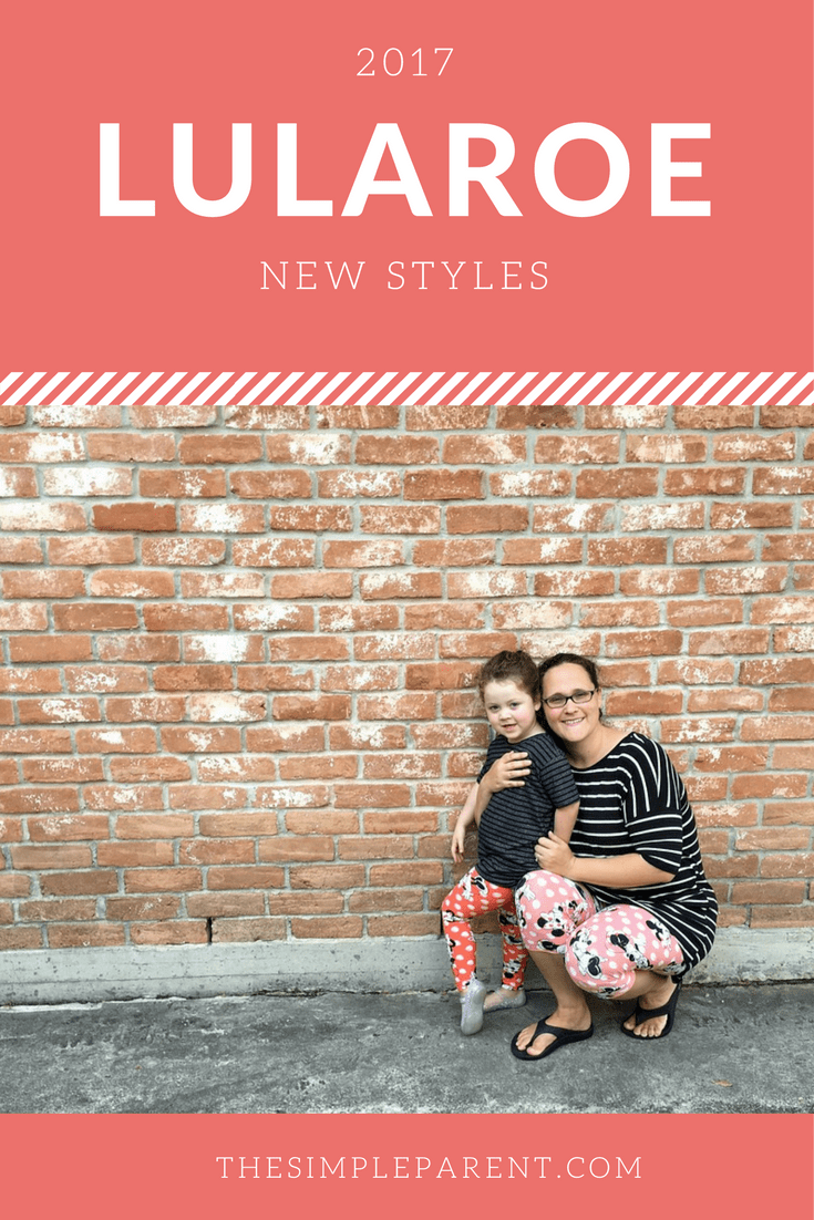 Check out the new LuLaRoe styles 2017!