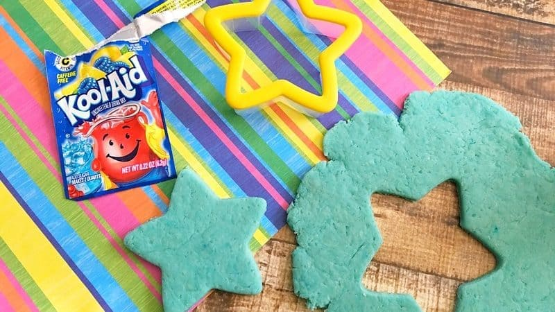Do You Make Homemade Playdough with Your Kids?