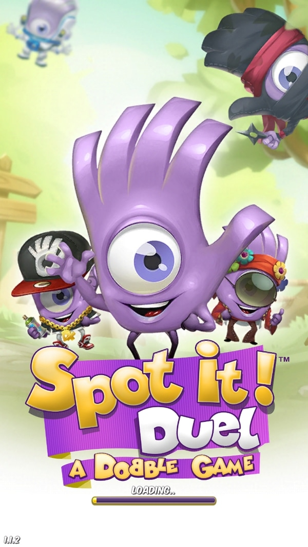 Play the favorite Spot It! game on the go with the Spot It game app!