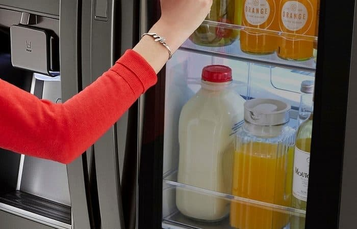 Why New LG InstaView Refrigerator At Best Buy is Family-Friendly