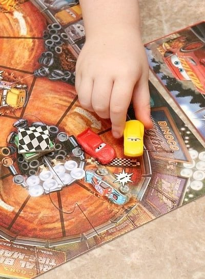 Cars 3 Thunder Hollow Mud Madness Game is Great for Siblings