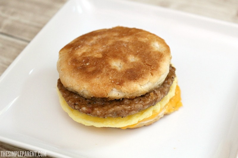 Need a easy meal idea for the family? Jimmy Dean can help!