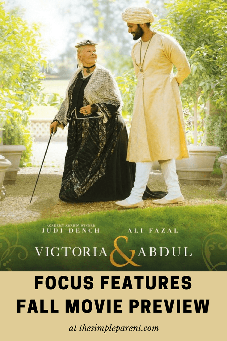Check out the Focus Features fall movie preview 2017!