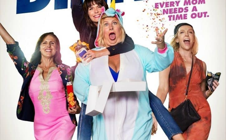 Let Loose and Take a Break with the Fun Mom Dinner Movie Giveaway