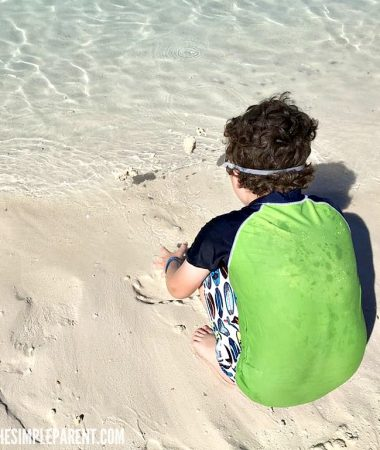 Easy Sun Safety for Kids (and Parents too!) So You Can Get Outside More