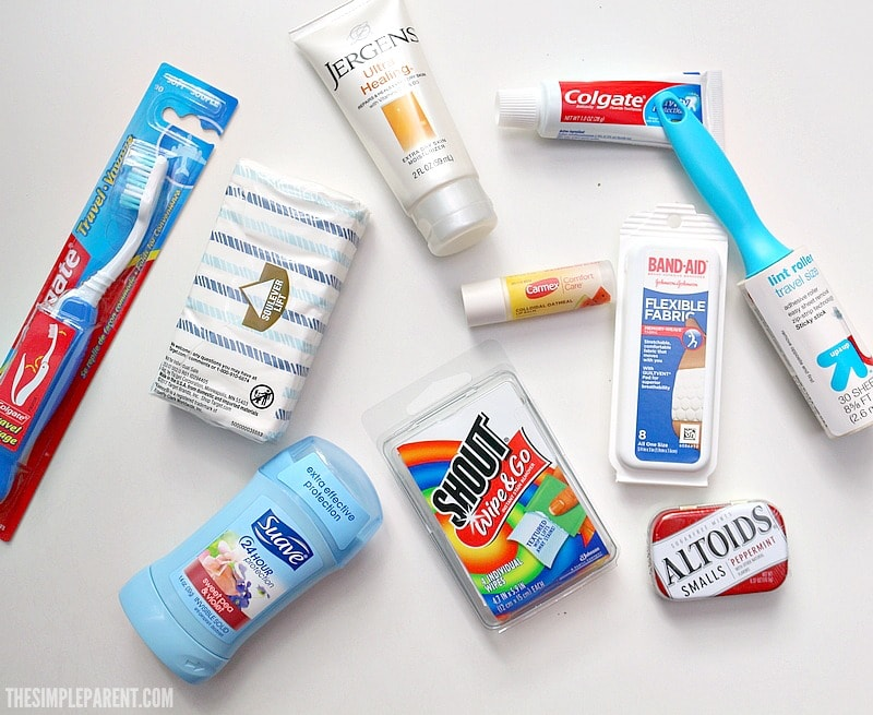 Make teacher survival kit gifts for back to school!