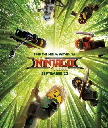 The LEGO NINJAGO movie hits theaters on September 22nd! Enter to win a $50 Fandango gift card!