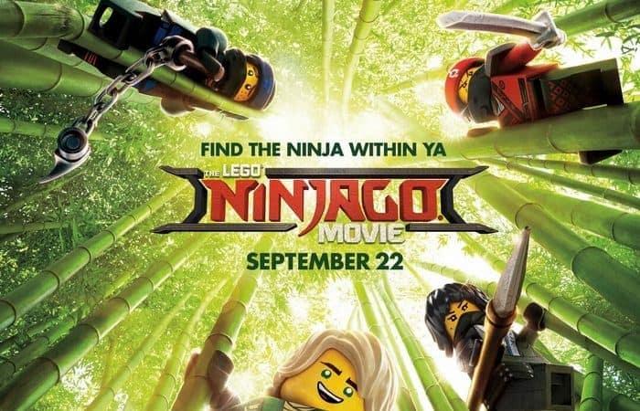 LEGO NINJAGO Movie Hits Theaters 9/22! Enter to Win!