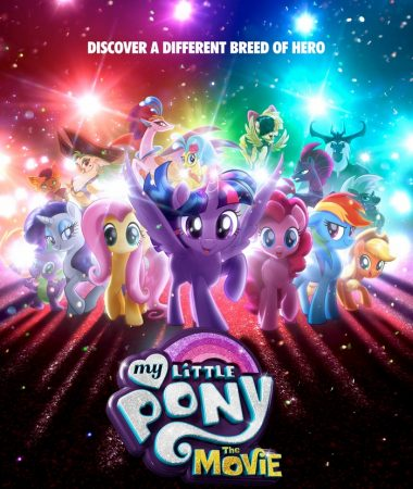 My Little Pony: The Movie hits theaters on October 6th! Watch the trailer and design your own pony with the Pony Creator!