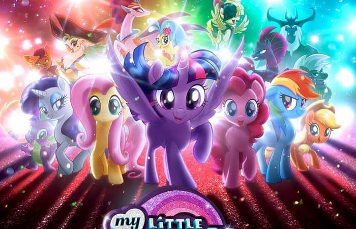 My Little Pony: The Movie Trailer & The Pony Creator