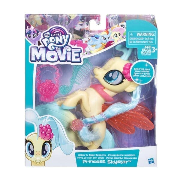 Enter the My Little Pony: The Movie Giveaway!