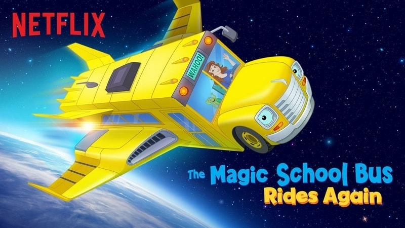 Magic School Bus Episodes Online Now with Netflix!
