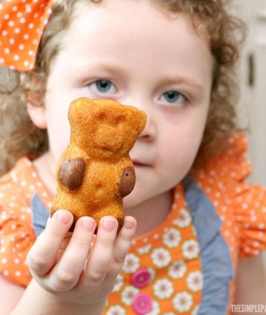 TEDDY SOFT BAKED Filled Snack make snack time fun and easy!