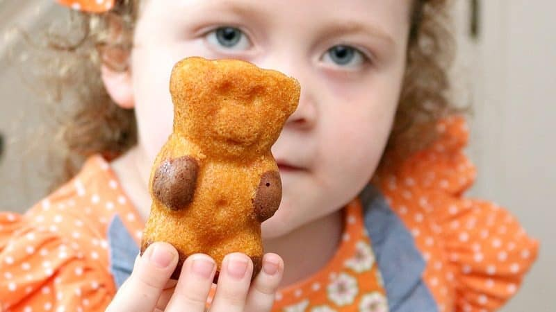 TEDDY SOFT BAKED Filled Snacks Make Snack Time Easy