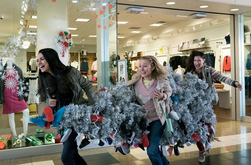 Learn more about the movie from the A Bad Moms Christmas cast!