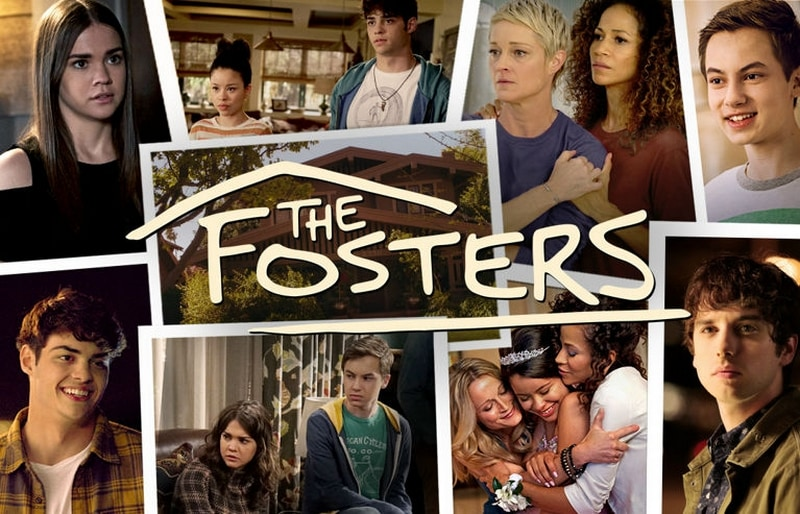 Looking for the best Netflix binge? Check out The Fosters!