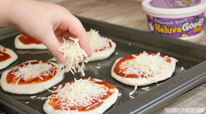 Try this easy canned Biscuit Pizza recipe for a family friendly meal!