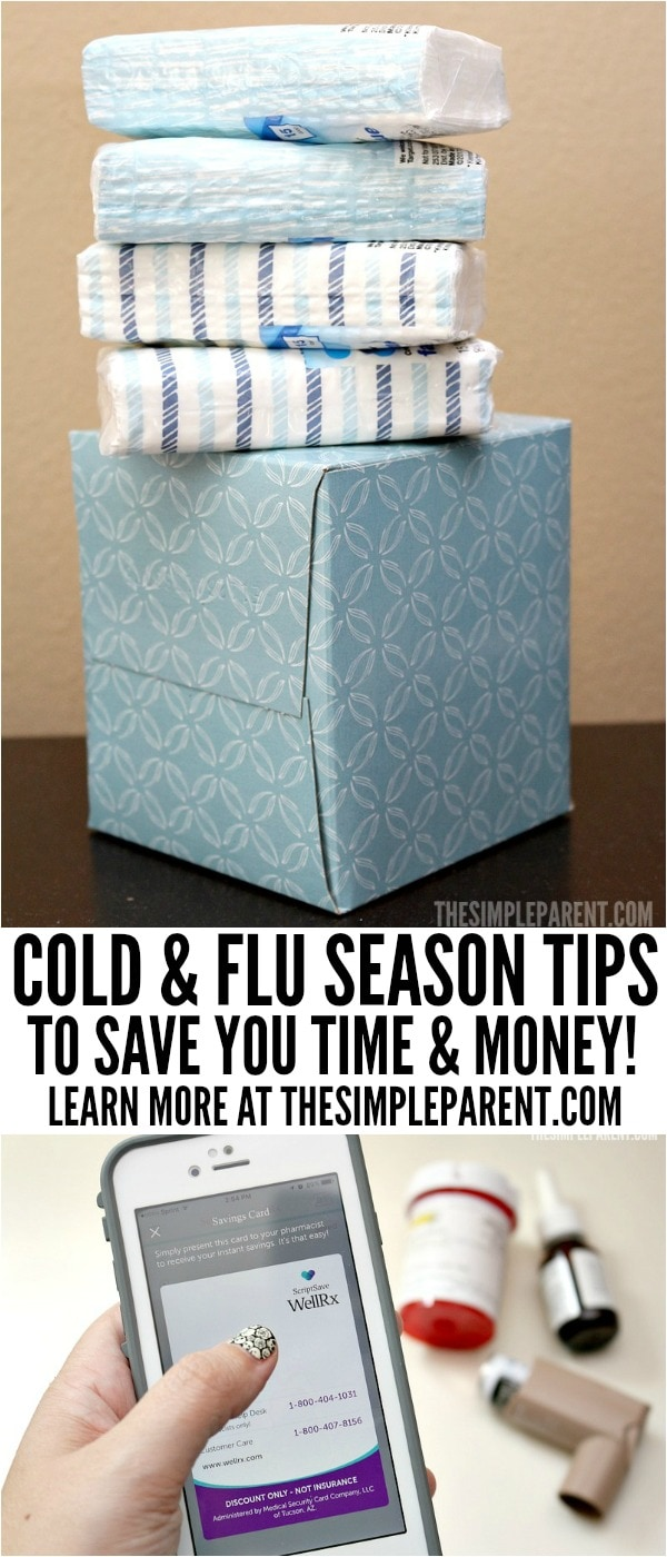 Need cold season tips to help you save time and money! We've got some easy ones!