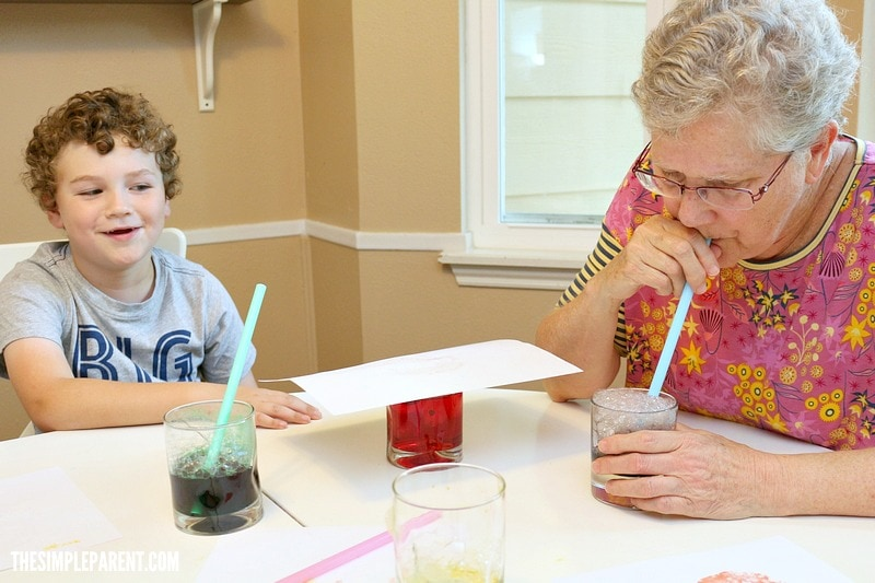 It's important to do some simple things to keep yourself a healthy grandparent!