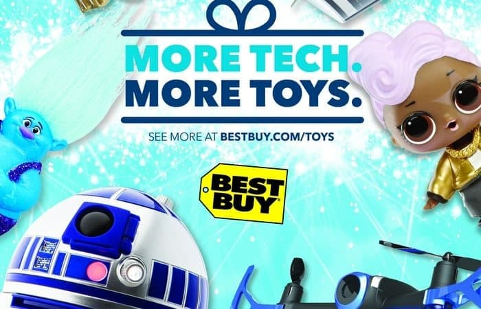 Best Buy Holiday Toy List 2017 Makes Gift Buying Easier