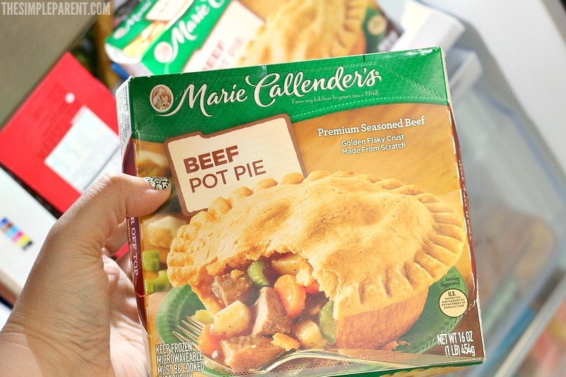 Make family dinner fun with family friendly food like tasty pot pies!