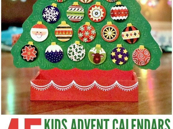 Find the Best Amazon Advent Calendars for Kids This Year