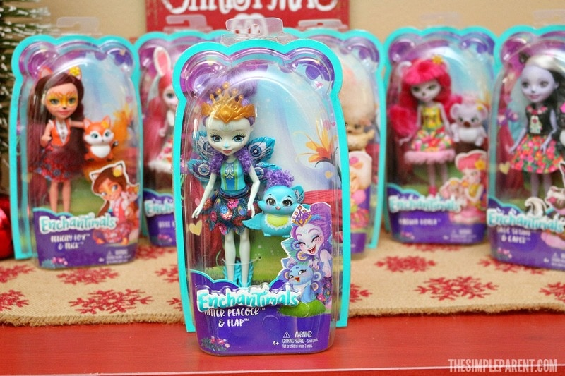 Meet the Enchantimals Dolls! Available at Walmart!