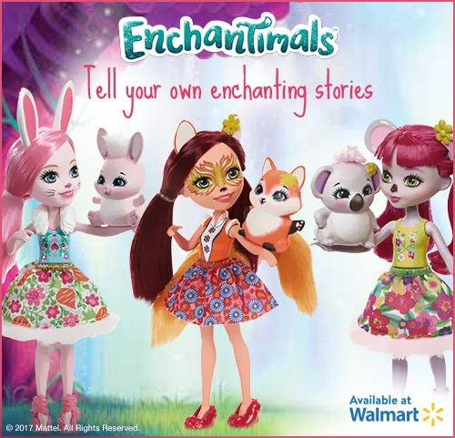 Find out why Enchantimals dolls make great gifts!