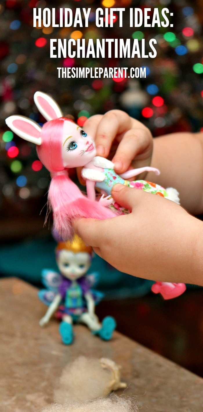 Check out why Enchantimals dolls at Walmart should be on your holiday shopping list this year!