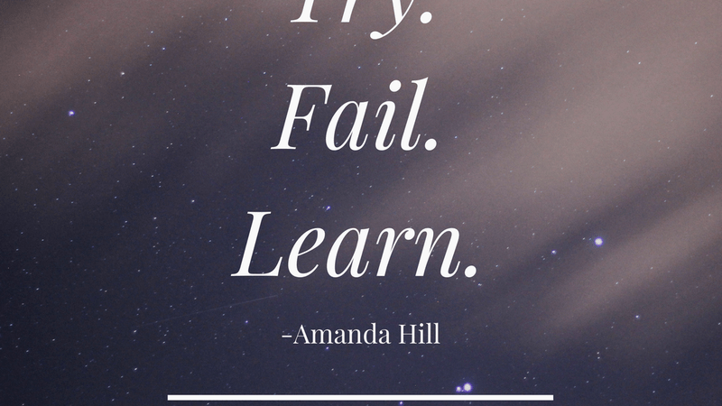 Failure Motivational Quotes from the Fueled by Failure Summit