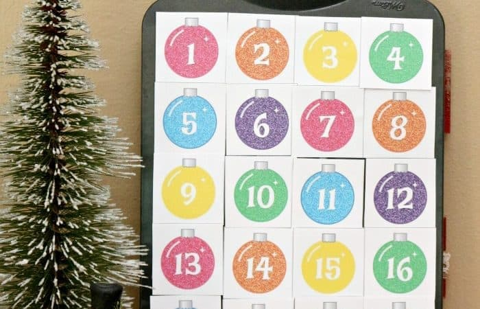 Trolls Themed Homemade Advent Calendar Ideas (FREE Printable!)