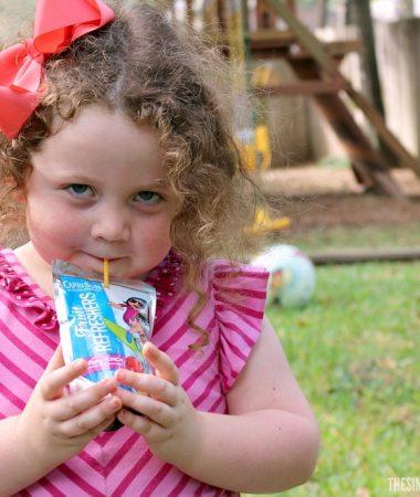 Capri Sun offers some of our favorite kids juice drinks for our busy life!